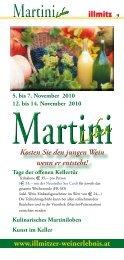 Martiniloben 2010 - Groops