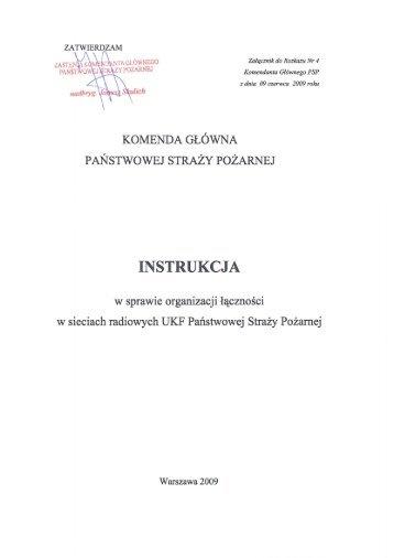 PDF, 19MB - Komenda Miejska Państwowej Straży Pożarnej w ...