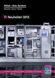 Neuheiten 2012 - Rittal