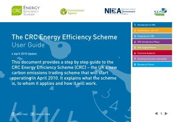 The CRC Energy Efficiency Scheme User Guide - Thames Valley ...