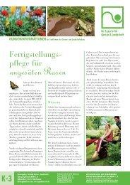 VGL_NRW_K3-09:Layout 1 - Garten und Landschaftsbau Rohde ...
