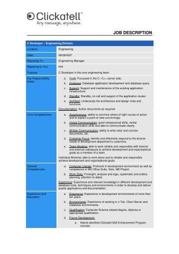 system engineer job description pdf