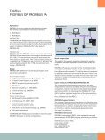 SIMATIC PROFIBUS technology components - Siemens Industry, Inc. - Page 3