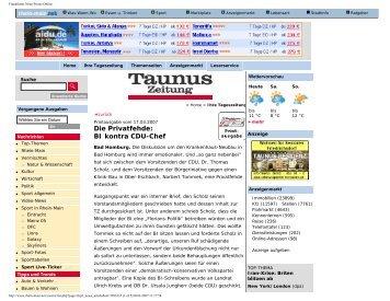 Frankfurter Neue Presse Online