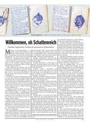 Willkommen, oh Schattenreich: Peter Handkes ... - Malte Herwig