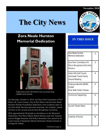 The City News - City of Fort Pierce