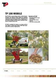 TP 100 MOBILE