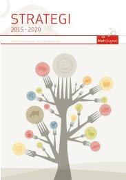 Mattilsynets strategi 2015 - 2020