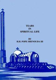 TEARS IN SPIRITUAL LIFE - The Alpha