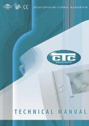 Technical Manual UK.indd - CTC