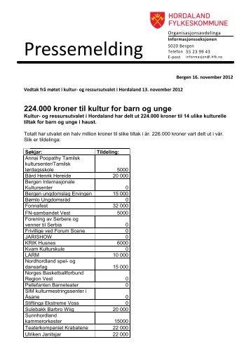og ressursutvalet 13. november 2012 (pdf) - Hordaland ...