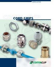 catalogue CORD GRIPS - CONTA-CLIP
