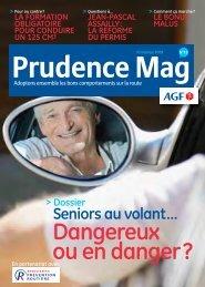 Prudence Mag n°15 - Association Prévention Routière