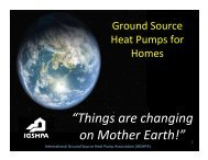 """""""Things are changing on Mother Earth!"""" - Sonic Drilling Ltd."""