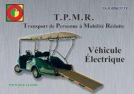T.P.M.R. Véhicule Électrique