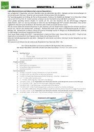 E-Mail Dokumentvorlage - AECC-Bio - Universität Wien
