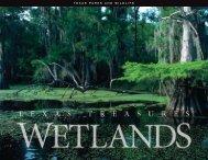 Texas Treasures: Wetlands - Texas Parks & Wildlife Department