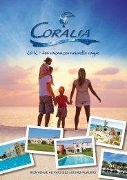 2012 - Les vacances nouvelle vague - Coralia
