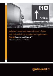 ContiPressureCheck Brochure - Continental