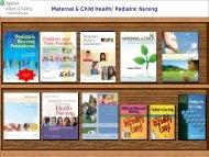 Maternal & Child Health/ Pediatric Nursing