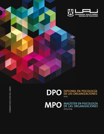 DPO MPO - Universidad Adolfo Ibañez