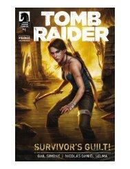 Tomb Raider Comic 1-6 End