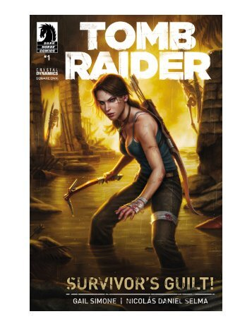 Tomb Raider Comic 1-6 End