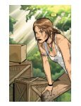 Tomb Raider Comic 1-6 End - Page 3