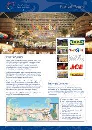 Festival Centre - Dubai Festival City