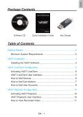 Vivotek VAST Quick Installation Guide - Use-IP - Page 2