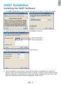 Vivotek VAST Quick Installation Guide - Use-IP - Page 4