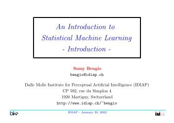 an introduction to statistical learning pdf