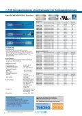 Konfektionierung nach Standard Siemens 6FX - Lutze, Inc. - Seite 4
