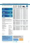 Konfektionierung nach Standard Siemens 6FX - Lutze, Inc. - Seite 5