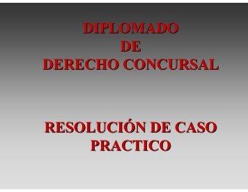 Caso Práctico - Instituto Federal de Especialistas de Concursos ...