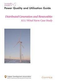 851 Wind Farm Case Study - MedPortal