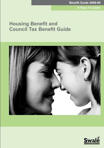 Housing Benefit and Council Tax Benefit Guide - Website ...