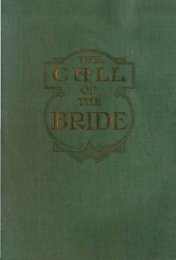 1920s The Call of the Bride - A2Z.org