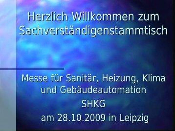 Beanspruchungsklassen - Leipziger Buchmesse