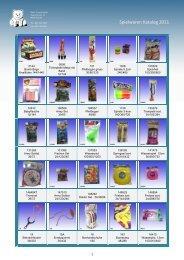 Spielwaren Katalog 2011.PDF - Gebr. Truong GmbH