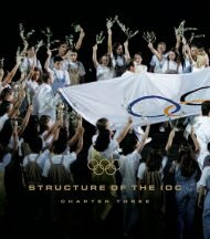 CHAPTER 5 SUPPORT DPS - International Olympic Committee