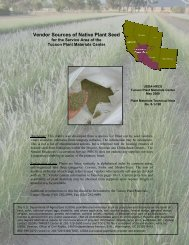 Native Seed Vendor - FTP Directory Listing - US Department of ...