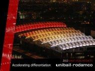 2012 half-year results - Unibail-Rodamco