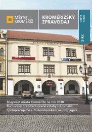 Vydání - 1 / 2010 - Město Kroměříž