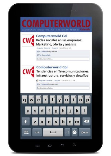 especial redes sociales - Computerworld Colombia