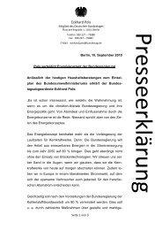 mehr - Eckhard Pols