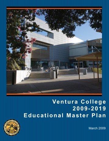 Educational Master Plan - Ventura College