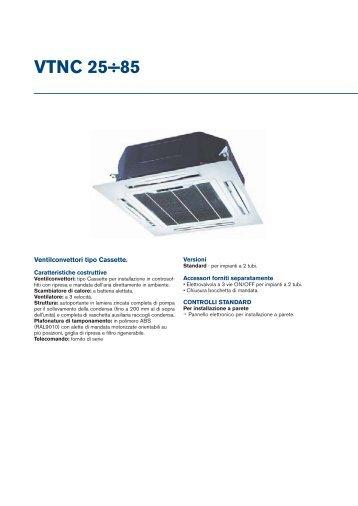 VTNC 25÷85 - Rhoss