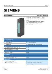 Product data sheet 6ES7134-4GB01-0AB0 - TP Automation e.K.