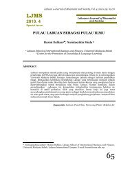 pulau labuan sebagai pulau ilmu - Laman Web Rasmi UMS Kampus ...